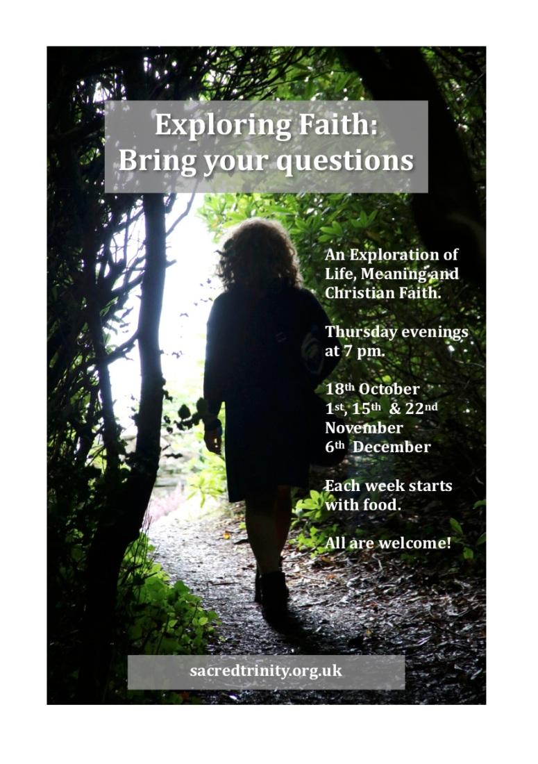 Exploring Faith