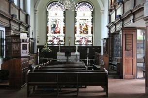 Inside of Trinity