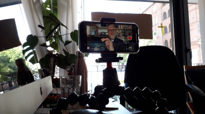 Videoing
